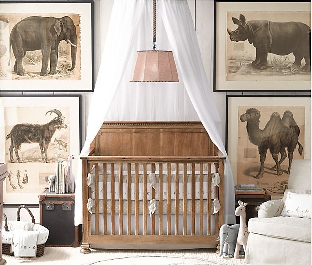 Restoration Hardware Baby & Child  babies  Pinterest