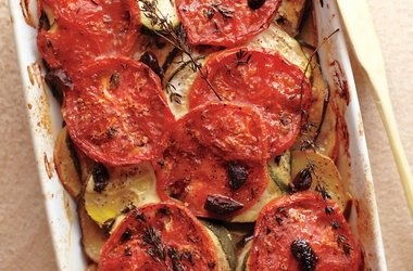 Provencal Vegetable Tian Recipes. #Recipes