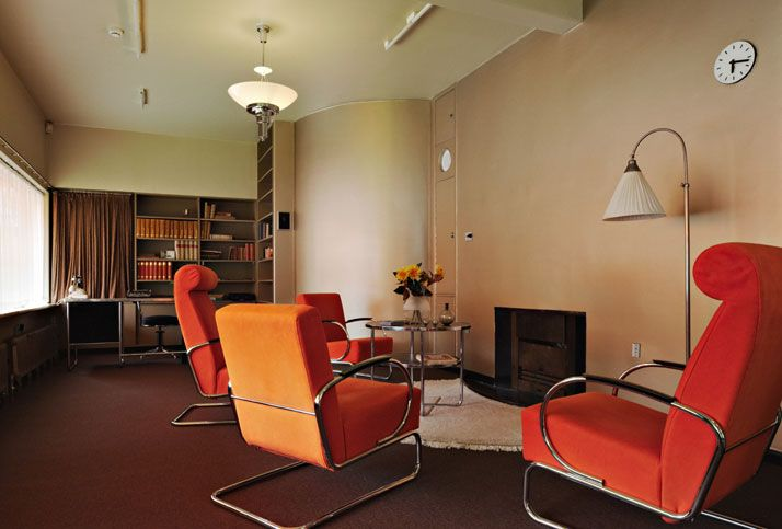 Contemporary Dutch Design Meets 1930 S Modernism At The