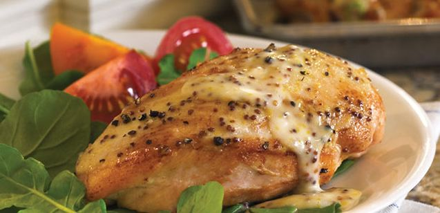Succulent Honey Mustard Grilled Chicken | Yummy Recipes | Pinterest