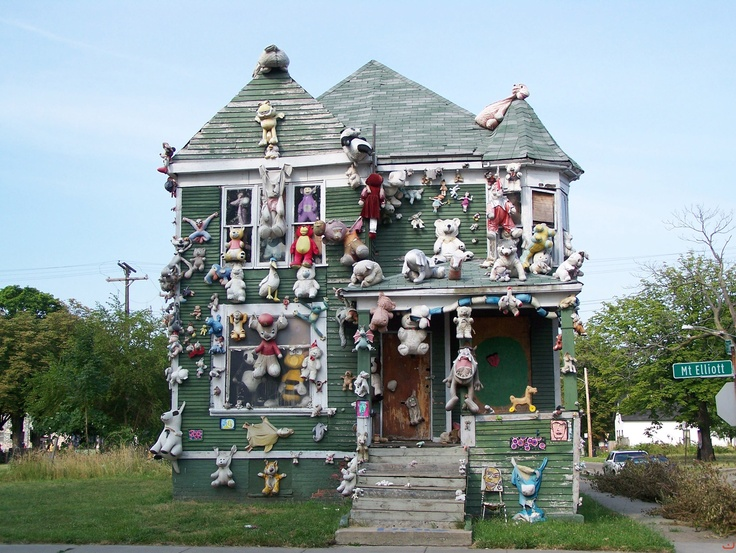 Heidelberg Project: Party Animal House
