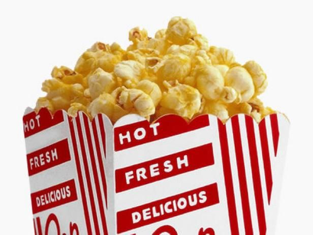 Theater-Style Buttered Popcorn #FNMag