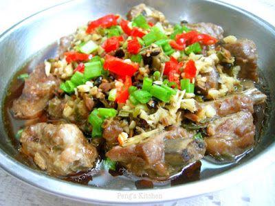 Steamed Black Beans Pork Ribs | Pork Ribs | Pinterest