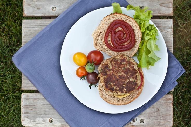 More like this: eggplant burger , eggplants and burgers .