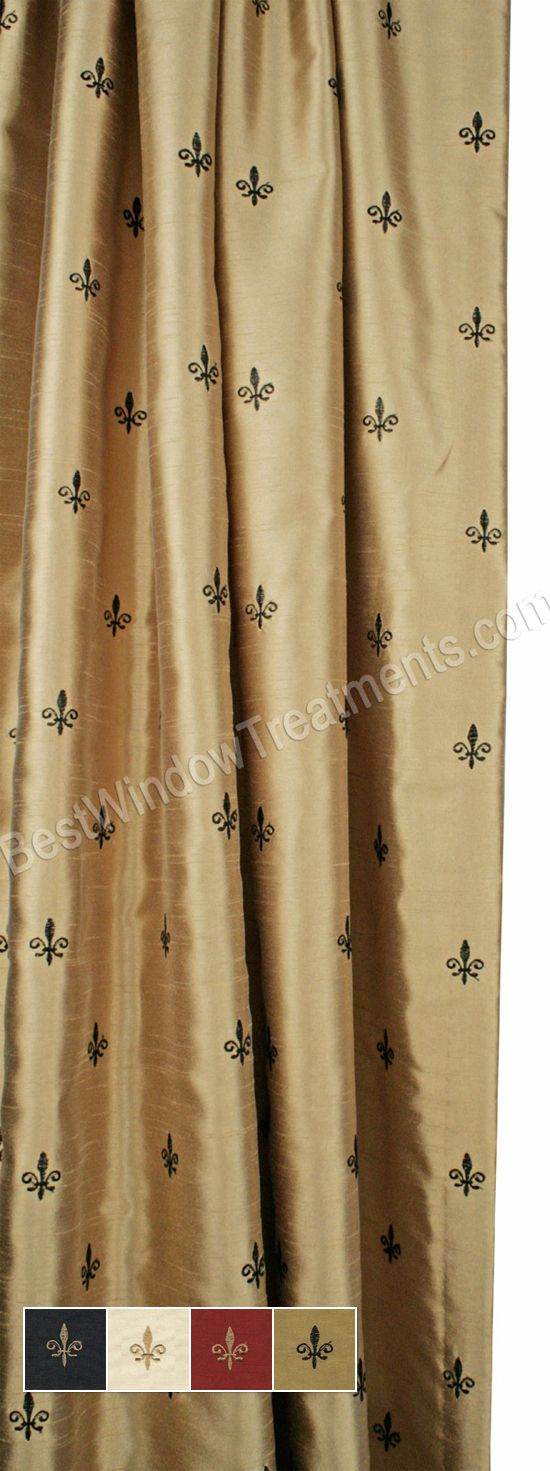 Kitchen And Bathroom Window Curtains Fleur De Lis Wall Stencil