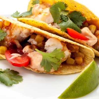 Grilled Fish Tacos | Food | Pinterest