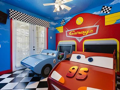 Lovely Disney Cars Themed Bedroom - plusarquitectura.info