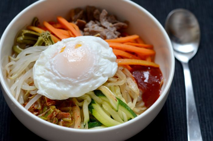 Bibimbap | recipes and food | Pinterest