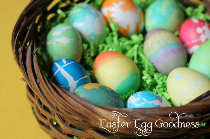 Dying Your Easter Eggs Craft Ideas Pinterest