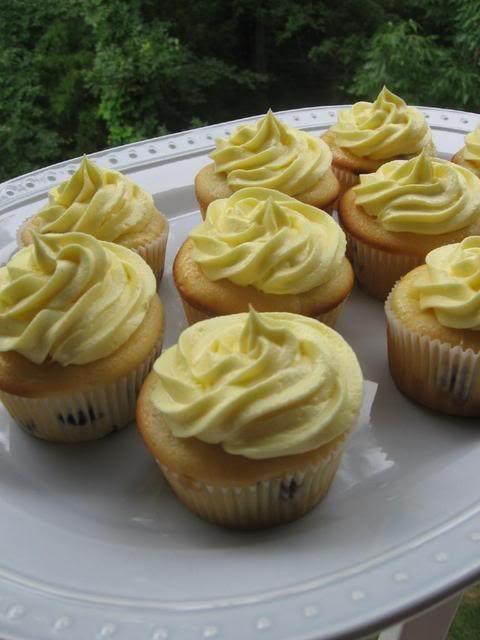Blueberry Lemon Cheesecake Cupcakes | Sweet Recipes | Pinterest