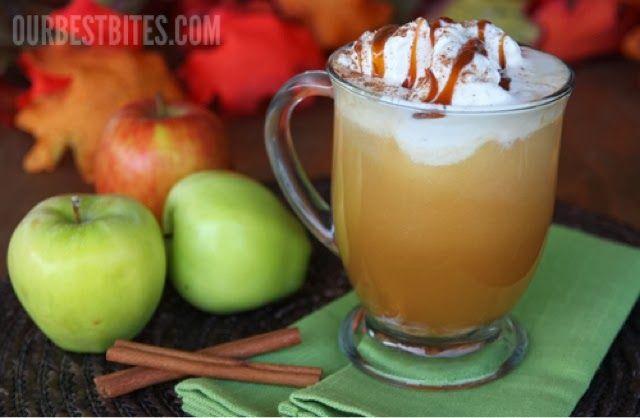 Apple Cider Float | Drinks | Pinterest