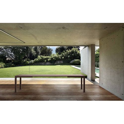 symphony extendable patio dining table images