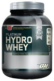 Optimum Nutrition Platinum Hydro #Whey #Strawberry #Protein #Powder