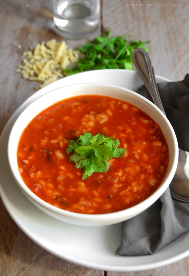 orzo soup cream of tomato soup with orzo garlic zest cream of tomato ...