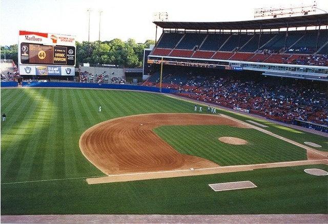 County Stadium – Milwaukee | MLB Homes | Pinterest