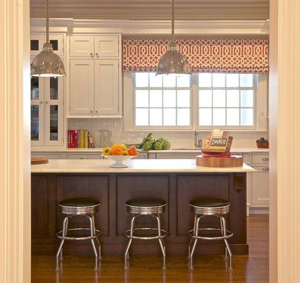 Window treatment window treatment ideas pinterest - Pinterest kitchen window treatments ...
