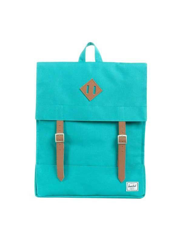 Survey backpack teal