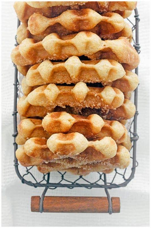 liege waffles | Food | Pinterest