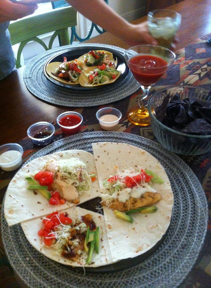 ... fish tacos fish tacos basic fish tacos baja fish tacos yum yum sauce
