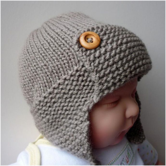 Free Knitting Patterns For Baby Hats On Pinterest : Patterns For Knitting Baby Hats baby Pinterest