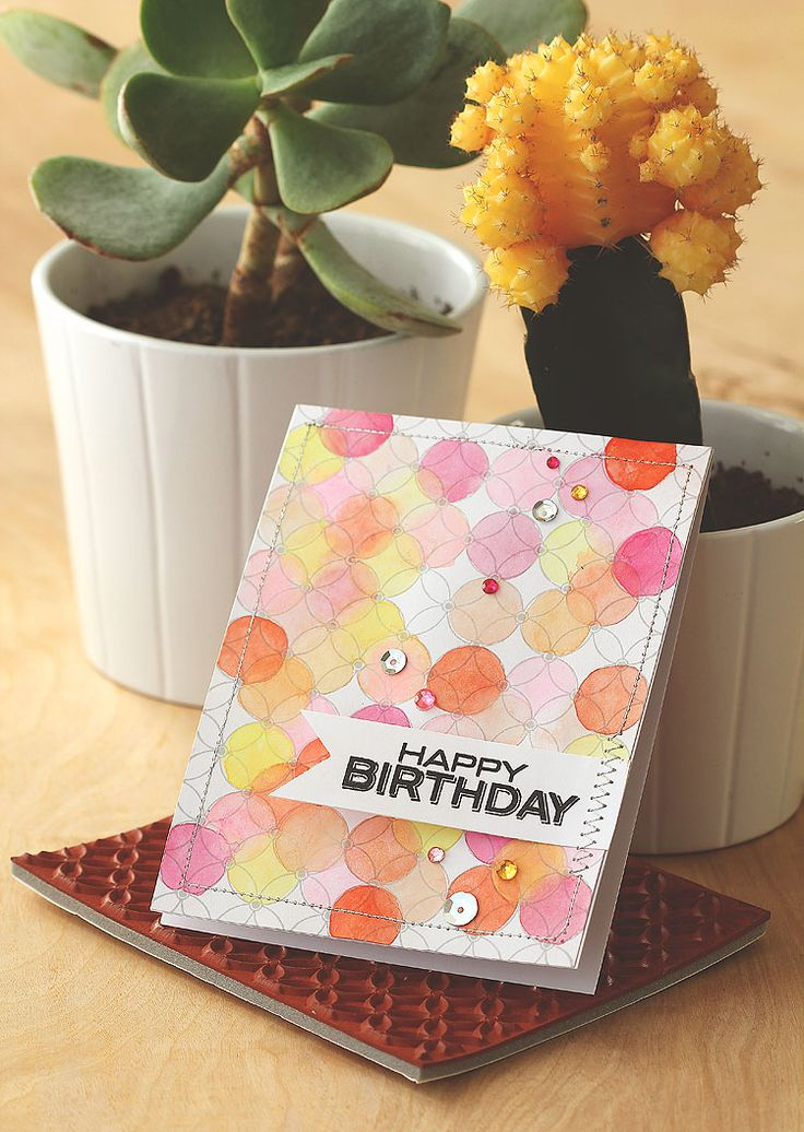 Happy Birthday by Lisa Spangler
