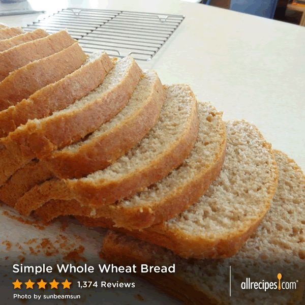wheat bread whole wheat pita bread farmhouse whole wheat bread simple ...