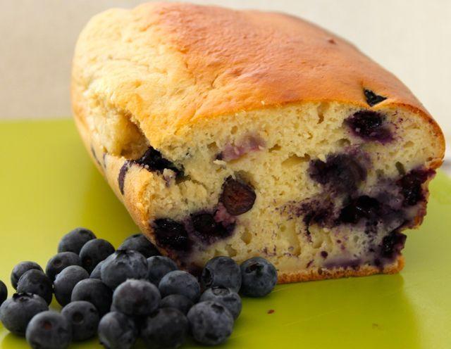 Blueberry yogurt cake | Lekker!! | Pinterest