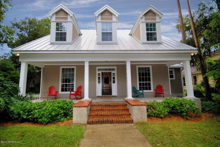 Low Country Style Minus The Dormers Dream Home Pinterest