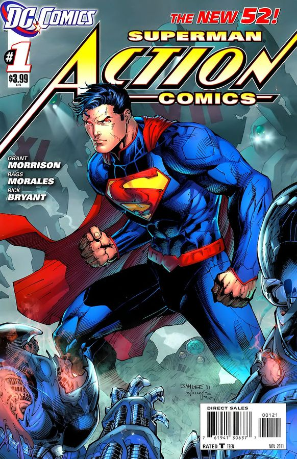 Superman Comic Book Cover Art : Superman comic book cover art pinterest