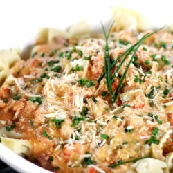 Creamy Crawfish Pasta | seafood | Pinterest