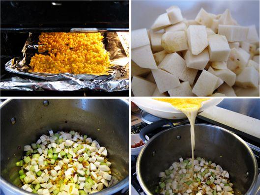 Lobster Corn Chowder ~ w/ Bacon! | Recipes.SOUP&STEW | Pinterest