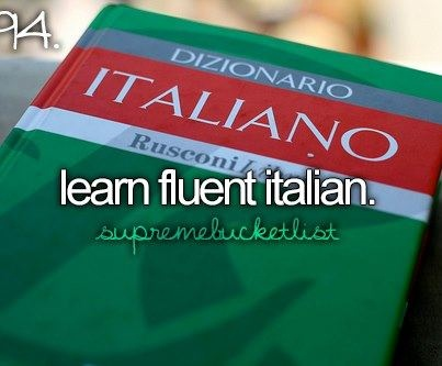 10 Tips for Becoming Fluent in the Italian Language