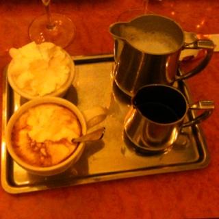 Chocolat Chaud / Le Grand Colbert
