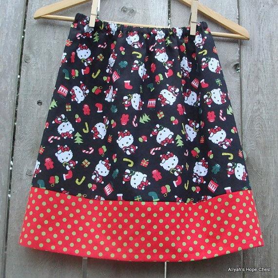 Hello Kitty Tree Skirt 2