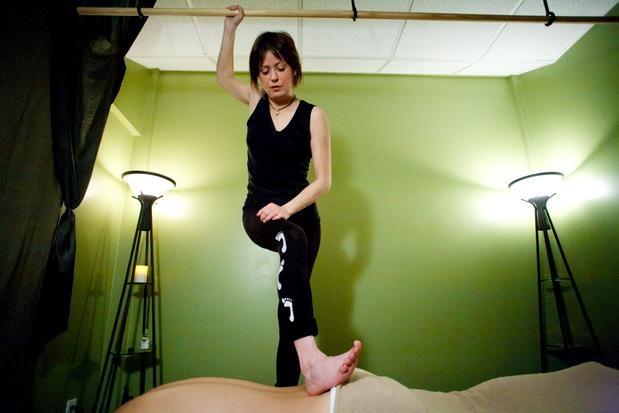 texas business spring oriental foot massage