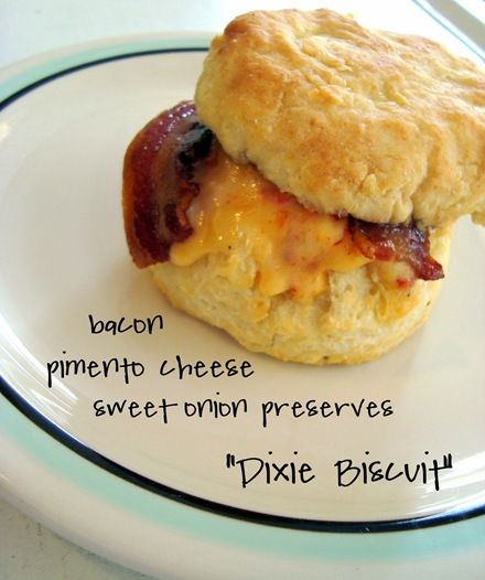 The Dixie Biscuit from Just Ripe Coop in Knoxville