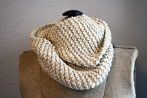 Simple Knit Cowl Pattern : easy cowl pattern! Knit and Crochet Pinterest