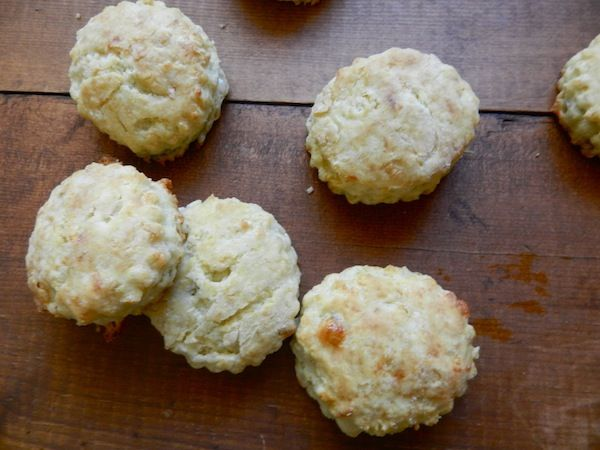 Blue Cheese Biscuit Bites / Rachel Schultz. I want to eat one right ...