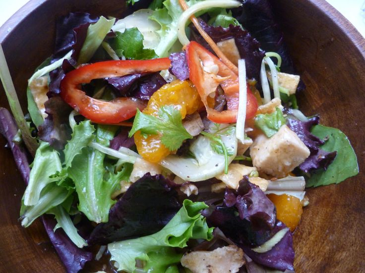 Pin by Singing Pines on Asian-Veges-Salads | Pinterest