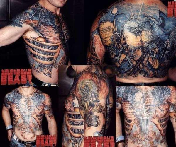 Cyborg Ribs Tattoo I like the cyborg ribs Justice League Unlimited Cyborg