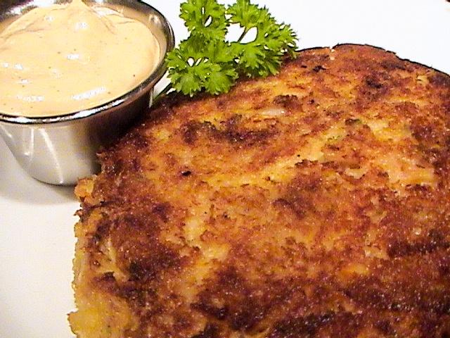 Joe's Stone Crab Jumbo Lump Crab Cakes by Todd Wilbur - recipe free ...
