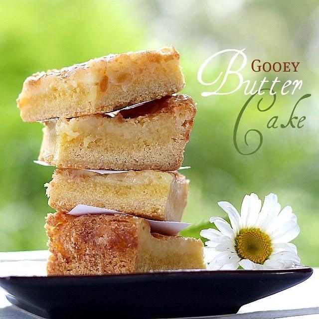 St. Louis Gooey Butter Cake | Desserts | Pinterest