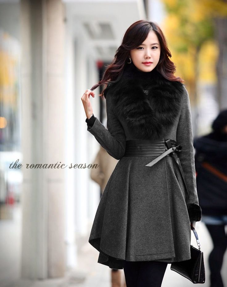 Winter is for romantic style #laylagrayce #winter #outfit