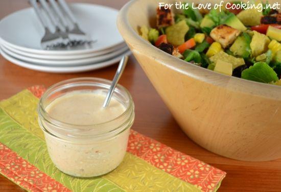 Chipotle Ranch Dressing | Salads | Pinterest