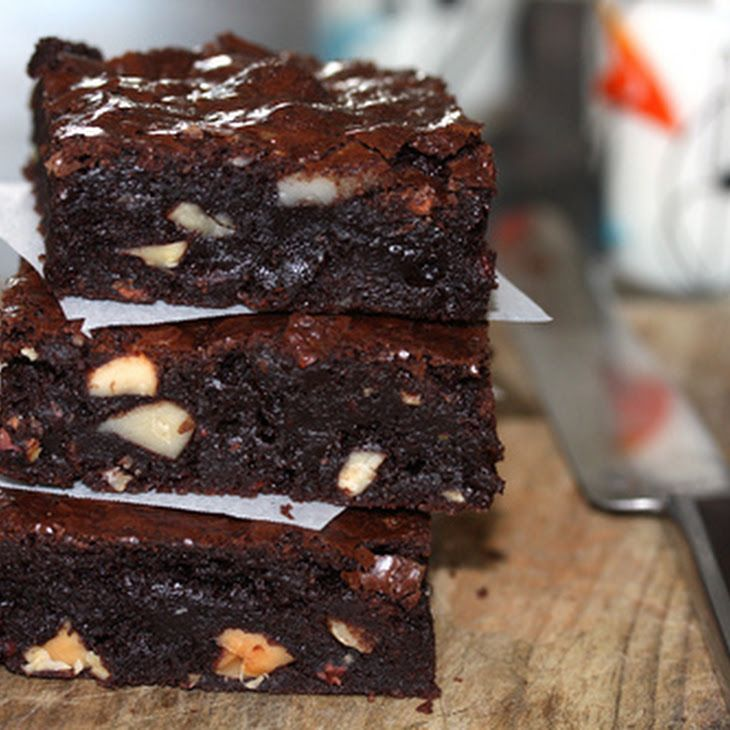 Gluten-Free Chocolate Brownies | GLUTENfreez | Pinterest