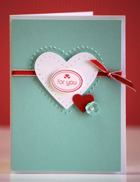 small valentines day card templates