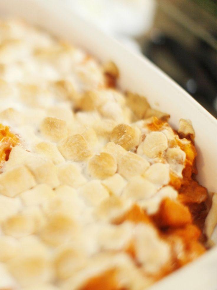 Classic Mashed Sweet Potatoes With Honey | Recipe