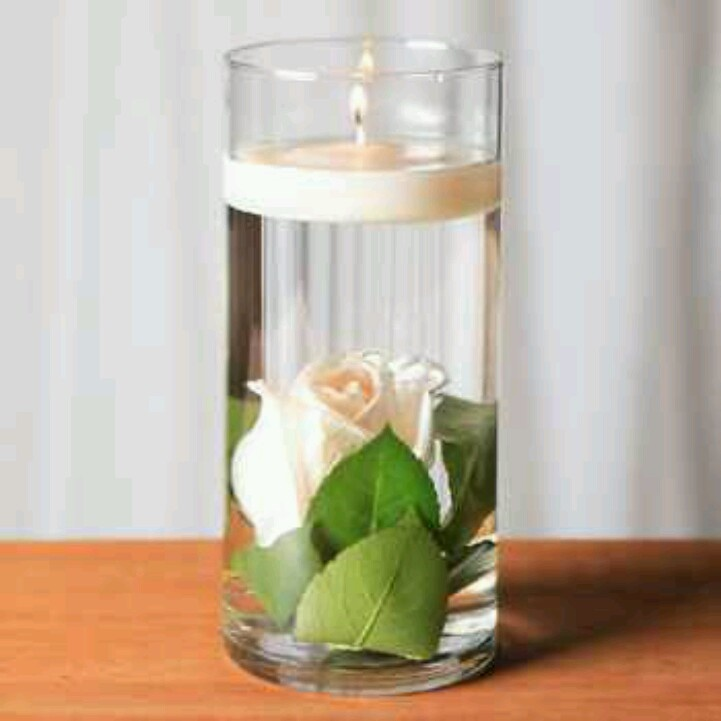 Cylinder centerpiece wedding centerpieces pinterest