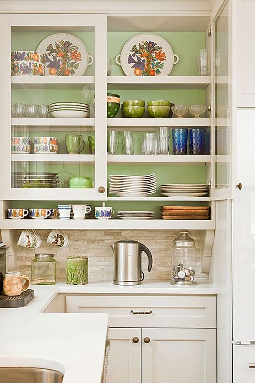 Cute Kitchen Cabinets Comfy Cottage Decor Pinterest