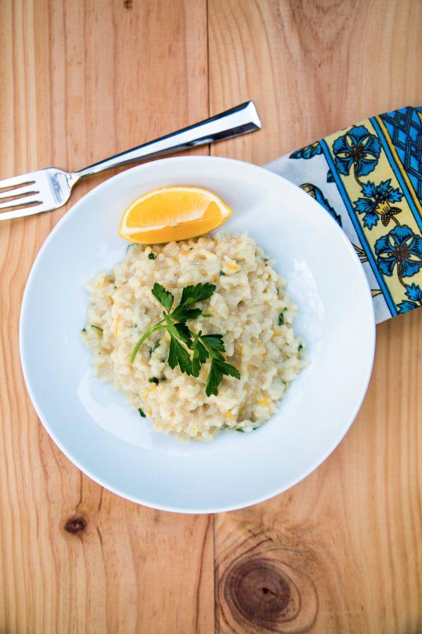 Meyer Lemon Risotto | Fooood | Pinterest